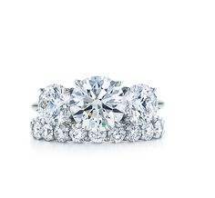 Tiffany & Co. | Engagement Rings | Round Brilliant Three Stone | United States