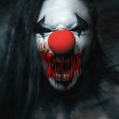 Hate scary clowns!!!