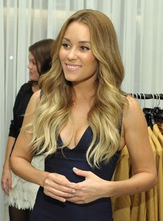 the perfect blonde ombre. #LC