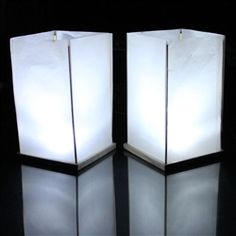 Floating Water Lanterns - White (2 pack) Regular Price: $8.99 ON SALE NOW: $5.99 You save $3.00!