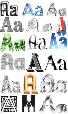 Stephanie Kubo; idea for sketch inspiration...one letter