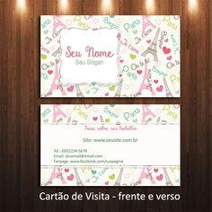 Arte Cartão de Visita - cód-09-15