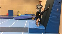 How to do a  Front Handspring/Kraftspring - YouTube