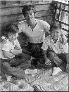 """The measure of the moral worth of a man is his happiness. The better the man, the more happiness. Happiness is the synonym of well-being"" (Bruce Lee)"
