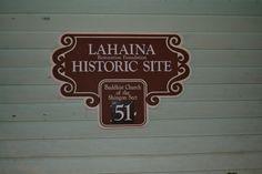 historical site Lanai Island, Lahaina Maui, West Maui, Historical Sites, Vacation, Vacations, Holidays Music, Holidays