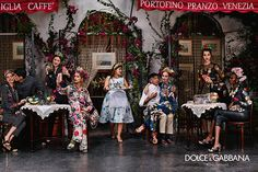 Dolce & Gabbana Summer 2016 Women Advertising Campaign 05 #ItaliaIsLove