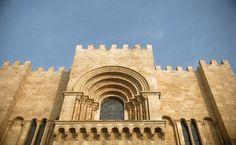 Catedral Sé Velha - Coimbra - Portugal