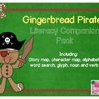 A fun addition to your gingerbread collection. This packet includes a story map, character map, alphabetizing, noun and verb sort, word search and ...