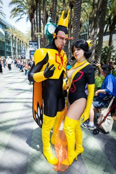 The WonderCon 2014 Cosplay Gallery Venture Brothers Monarch U0026 Dr. Brother  Brother, Sibling