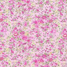 Liberty Fabric Tatum L Pink Tana Lawn Half by Alicecarolinesupply
