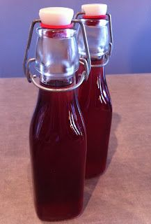 Pomegranate Liqueur Recipe
