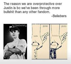 No other fandom has so much hate. We get all the hate