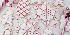 Decorative holiday sugar cookies made easy