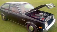 Chevette with big block Chevy
