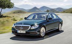 Giá Xe Mercedes C200 - 0945 777 077: Mercedes E-class 2017 – tiệm cận S-class