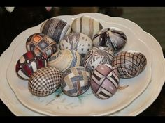 Easter Crochet, Easter Crafts, Easter Ideas, Everyday Food, Decor Crafts, Easter Eggs, Easy Diy, Arts And Crafts, Christmas