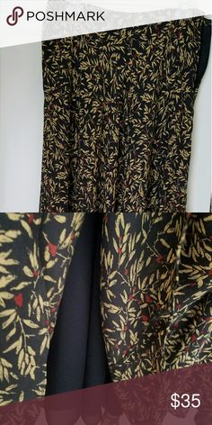 Skirt, beautifully designed, fully lined, used but With TLC, always received compliments on this beauty. Jones New York Skirts Maxi