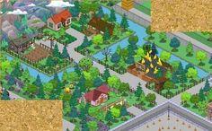 casa muntz - casa della gattara - rifugio per cavie - fattoria cletus - tire yard
