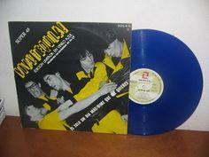 Tequila      Maxi 45 RPM Mega Rare Spain Edición Limitada Vinilo Azul 1980