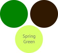 How To Wear Spring Green For A Shaded Autumn (Deep Autumn)