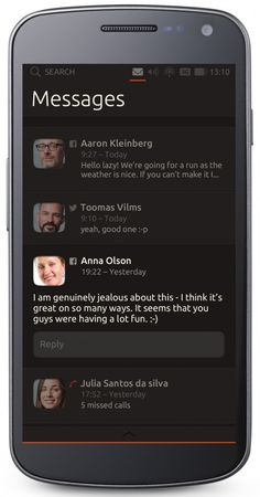 Canonical releases first true version of Ubuntu Touch for smartphones with Ubuntu 13.10