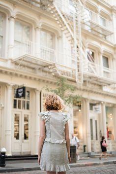 For Love and Lemons Dress on juliettelaura.blogspot.com
