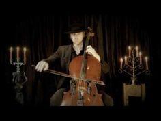 "▶ ""La Serpiente De Oro"" by Adam Hurst, Cello - YouTube"