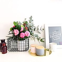 Keeping your house tidy and organised doesn't have to be a huge task. Just by doing these daily steps it will put you on your way to keeping your house […] Diy Bedroom, Bedroom Ideas, Apartment Living, Living Room, Salon Ideas, Vignettes, Kitchens, House Ideas, Decorating Ideas