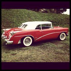 Buick Skylark. Beautiful Dad!
