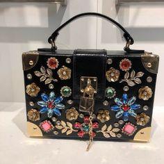 265bbef8b59 Aldo Chearia handbag box bag Shoulder Bag with detachable shoulder ...