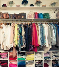 This would work in my new closet!