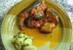 Padlizsánfőzelék | NOSALTY Chicken, Meat, Vegetables, Food, Veggies, Essen, Vegetable Recipes, Yemek, Buffalo Chicken