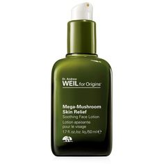 Dr Weil for Origins™ Mega-Mushroom Skin Relief Soothing Face Lotion (830.425 IDR) ❤ liked on Polyvore featuring beauty products, skincare, face care, face moisturizers and origins face care