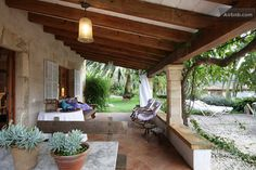Country house with charm and views in Pollença