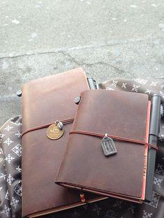 Midori Traveler's Notebook: