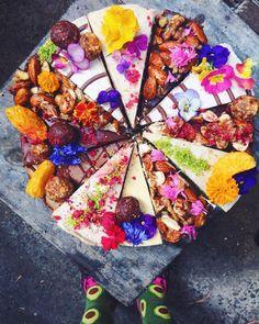 "Sãdhanã Kitchen on Instagram: ""Got cake? This fab assortment put together by @funkyforestfood"