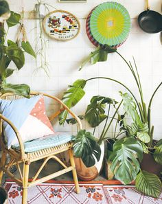 'Holiday at Home' via Happy Interior Blog