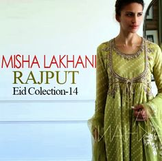 Misha Lakhani - Rajput Eid Collection 2014 | North Indian Tradition - She9 | Change the Life Style