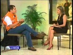 Rafael Correa habló en exclusiva con Claudia Gurisatti, para el programa...