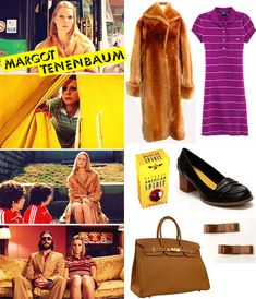 Which consists of variations of the same outfit everyday and black eyeliner. | 27 Signs You Are Margot Tenenbaum