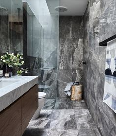 Bathroom by L & A Projects.