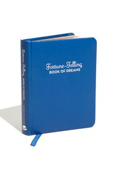 Chronicle Books Fortune Telling Book of Dreams available at #Nordstrom