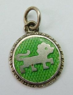 Pendant Ram Charm Zodiac Astrology Horoscope Charm Birthday Charm Animal Charm