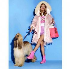 Must-See: Rosie Huntington-Whiteley as a Real-Life Barbie via @WhoWhatWear