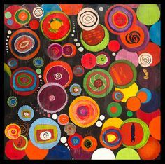 abstract shape design art lessons - Google Search