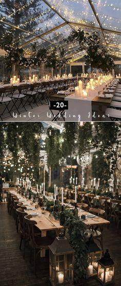 20 stunning winter wedding ideas to inspire