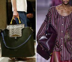 267542e4db88 Дизайнеры услышали мольбы женщин, вынужденных носить в своих сумках  множество разных предметов. Огромные сумки-тотализаторы, шопперы, сумки-мешки,  сумки, ...