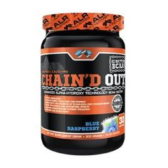 Alr Industries Chain'd Out Blue Raspberry – 30 Servings #fitness #health #fitnessmodel #gym http://www.wellnessmedicineshop.com/product/alr-industries-chaind-out-blue-raspberry-30-servings/