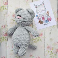 Crochet Cat Blanket Pattern 29 Ideas For 2019 Crochet Cat Toys, Crochet Cat Pattern, Crochet Patterns Free Women, Crochet Bunny, Crochet Blanket Patterns, Crochet Animals, Crochet Dolls, Hello Kitty Crochet, Blanket Yarn
