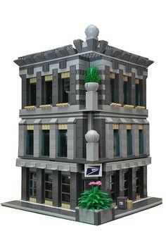 lego post office   Flickr - Photo Sharing!